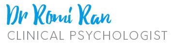 Dr Romi Ran Clinical Psychologist