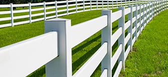 equestrian plastic fences